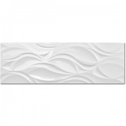 Narval White Mate 30x90