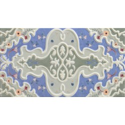 Amman Deco Blue 31x56