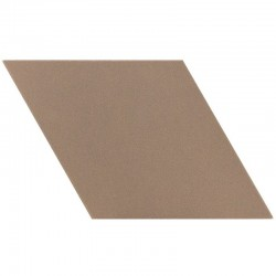 Rhombus Taupe Smooth 14x24