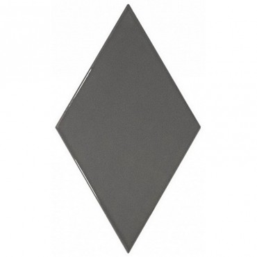Rhombus Wall Dark Grey...