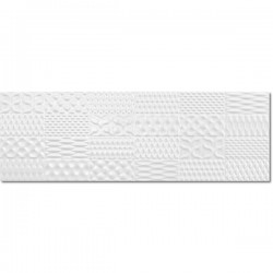 Sinan White Mate Decor 30x90